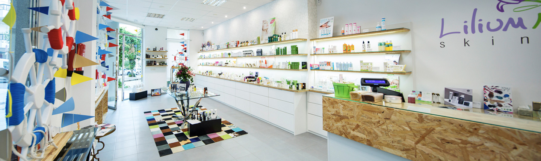 Lilium Nature, tienda de cosmética natural en Vigo