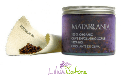 "Exfoliante Corporal y Facial ""Matarrania"""